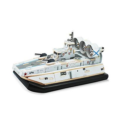 3D - Puzzle Holzpuzzle Modellbausätze Holzmodell Spielzeuge Kriegsschiff Schiff 3D Heimwerken Hölzern Holz keine Angaben Stücke