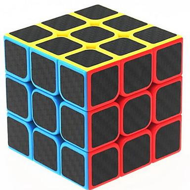 cubul lui Rubik 3*3*3 Cub Viteză lină Cuburi Magice Alină Stresul puzzle cub Dreptunghiular Pătrat Cadou Unisex