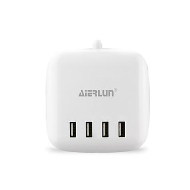 Încărcător USB 4 porturi Stație încărcător de birou Universal Adaptor de încărcare