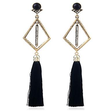 Dames Druppel oorbellen Sieraden Modieus Oversized Acryl Geometrische vorm Sieraden Voor Feest Avond Feest