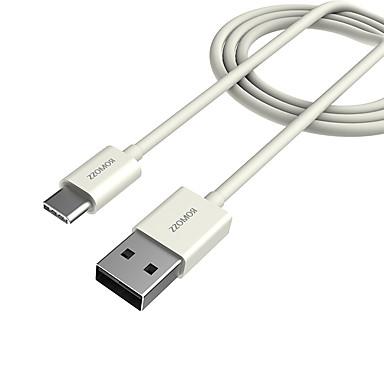 USB 2.0 Cablu, USB 2.0 to USB 2.0 tip C Cablu Bărbați-Bărbați 1.0m (3ft)