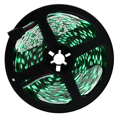 72W شرائط قابلة للانثناء لأضواء LED 6950-7150 lm DC12 V 5 م 300 الأضواء RGB