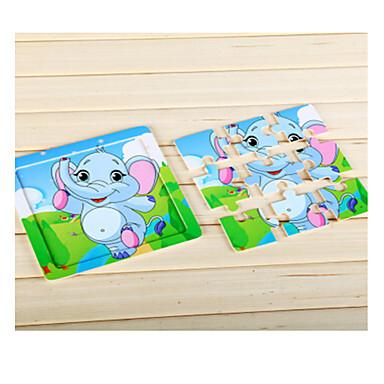 Holzpuzzle Anderen Elefant Hölzern Anime Unisex Geschenk