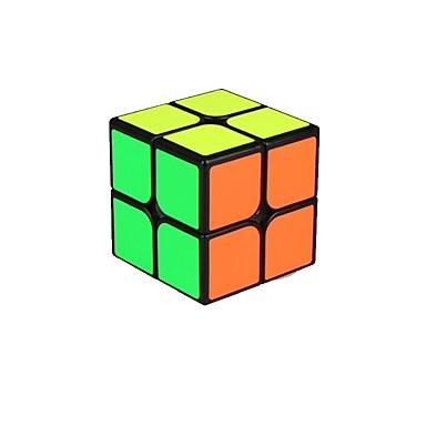 مكعب روبيك QI YI Warrior 2*2*2 السلس مكعب سرعة مكعبات سحرية لغز مكعب التعليم مربع هدية