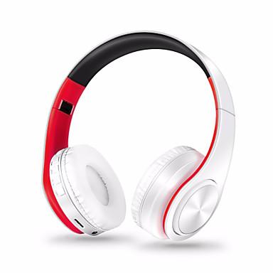 Lpt660 căști fără fir căști wireless hibrid din material plastic&Căști de fitness, izolate cu zgomot pliabil, cu microfon cu control