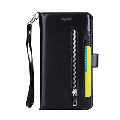 credito Porta pelle 7 Plus unica iPhone Per 06231691 Integrale di Apple 7 iPhone Tinta Resistente carte supporto Con Custodia portafoglio A wHWnqg0vH
