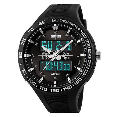 skmei bărbați de marcă a condus digitale ceas militar se arunca cu capul înot de sport ceasuri de moda impermeabil în aer liber rochie de