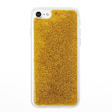Pentru iPhone 7 iPhone 7 Plus Carcase Huse Model Carcasă Spate Maska Luciu Strălucire Moale TPU pentru Apple iPhone 7 Plus iPhone 7