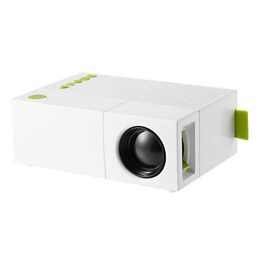 ieftine Accesorii Audio & Video-yg310 mini portabil lcd proiector home theater usb sd av hdmi 600 lumeni 1080p hd led proiector portabil