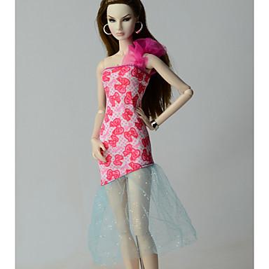 Rochii Rochii Pentru Barbie Doll Rochie Pentru Fata lui păpușă de jucărie