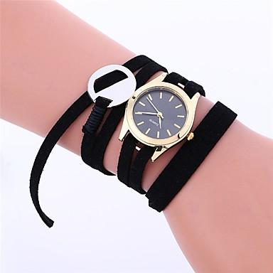 Pentru femei Pentru copii Unic Creative ceas Ceas Brățară Ceas La Modă Ceas Casual Chineză Quartz Rezistent la Apă Material Bandă Charm