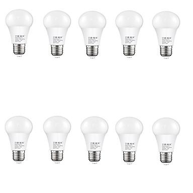 3W Bulb LED Glob 20 SMD 5730 230 lm Alb 6500 K AC220 V 10 piese