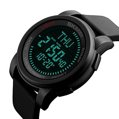 skmei bărbați femei 1289 ceas electronic de mișcare multifuncțională