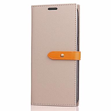 Maska Pentru Huawei P10 Lite Titluar Card Portofel Cu Stand Întoarce Carcasă Telefon Culoare solidă Greu PU piele pentru P10 Lite P8 Lite