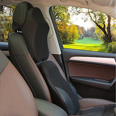 economico Coprisedili e accessori sedili per auto-Poggiatesta per auto Kit di cuscino per poggiatesta e cuscini Stoffe Per Universali Tutti gli anni