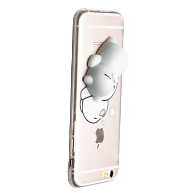 iPhone Transparente retro Gatto iPhone Fai X 8 7 Custodia te squishy iPhone Fantasia Plus Per 06190904 8 7 da Plus iPhone iPhone Per Apple disegno q6xBgpwI