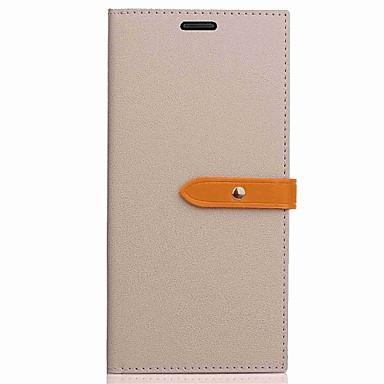 Maska Pentru Samsung Galaxy Note 8 Note 5 Titluar Card Portofel Cu Stand Întoarce Magnetic Carcasă Telefon Culoare solidă Greu PU piele
