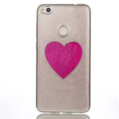 pentru huawei p10 lite p8 lite (2017) telefon caz tpu material dragoste blitz telefon caz pungă nova 2 p10