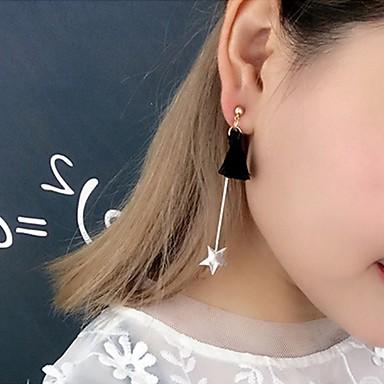 Pentru femei Cercei Picătură Ciucure Modă Aliaj Αστέρι Bijuterii Petrecere Costum de bijuterii