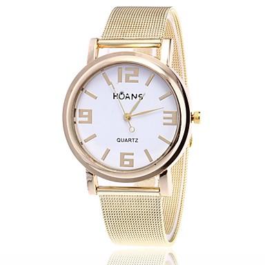 Pentru femei Ceas Elegant Ceas La Modă Ceas de Mână Chineză Quartz Aliaj Bandă Charm Casual Elegant Argint Auriu