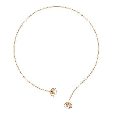 Pentru femei Circle Shape Personalizat Boem Coliere Choker Zirconiu Cubic Imitație de Perle Zirconiu Coliere Choker . Cadou Zilnic