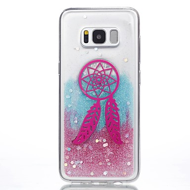 Maska Pentru Samsung Galaxy S8 Plus S8 Transparent Model Reparații Carcasă Spate Prinzător de vise Moale TPU pentru S8 S8 Plus S7 edge S7