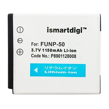 estemartdigi fnp50 3.7V 1150mah cameră pentru acumulator fujifilm np-50 f200exr f505 f305 f85 finepix x10 x20