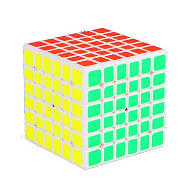 Rubiks kubus QI YI 6*6*6 Soepele snelheid kubus Magische kubussen Puzzelkubus Gladde sticker Geschenk Unisex