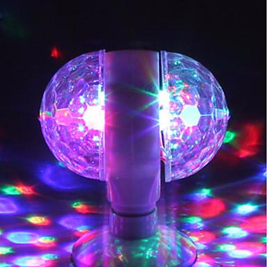 Ampoule Bar Disco Fête E27 Ktv En Rgb Pour Led 1pcs Étape Rotation f7IYg6byv