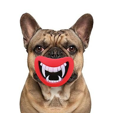 Brinquedo Para Cachorro Brinquedos para Animais Brinquedos que Guincham rangido Halloween Borracha Para animais de estimação