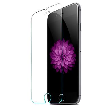 Недорогие Защитные пленки для iPhone 6s / 6-AppleScreen ProtectoriPhone 6s HD Защитная пленка для экрана 1 ед. Закаленное стекло / Уровень защиты 9H / 2.5D закругленные углы