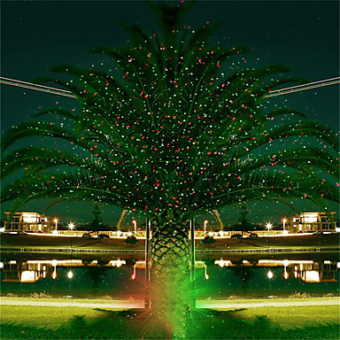 61294053585 Proyector hkv® full sky star christmas láser lámpara verde Luz de escenario  led roja al aire