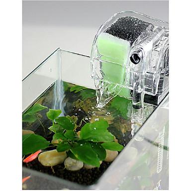 Ενυδρεία Φίλτρα Αδιάβροχη / Πλένεται Πλαστικά 220-240 V V Πλαστικά