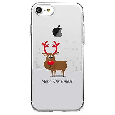 Plus per Morbido 06360339 Per Apple Natale 8 iPhone retro X Fantasia X iPhone Custodia Plus TPU 8 Animali Per iPhone disegno iPhone iPhone 8 fxZwqOqRg