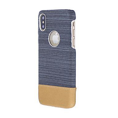 Per 8 Tinta urti iPhone 8 Custodia iPhone 8 X Apple Per 06355952 X agli iPhone iPhone Plus Morbido retro Tessile per iPhone unica Resistente 8qqzXPx1w