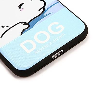 6 iPhone Cartoni famose rilievo 7 disegno iPhone Fantasia Con Frasi Apple Per cagnolino retro Decorazioni Per Custodia in 06453375 animati gAwqFtI