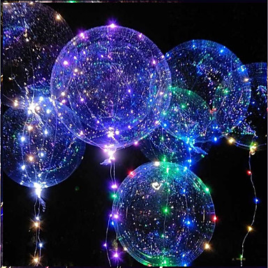 LED-verlichting / LED-ballonnen Vakantie / Verjaardag Glow in the ...
