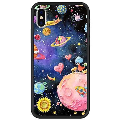 X Cielo iPhone Morbido per TPU Plus Per disegno 8 iPhone iPhone X iPhone Per Cartoni 8 Fantasia Apple animati retro Custodia 06460776 Plus iPhone xSPqCUcw