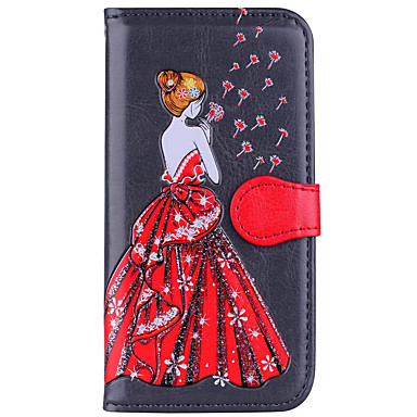 Con Apple A iPhone 8 in portafoglio Fantasia Per disegno Integrale A iPhone Decorazioni chiusura magnetica Custodia 06448326 rilievo X calamita 8Fqp5xw