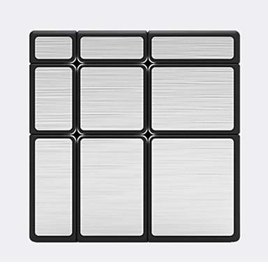 مكعب روبيك QI YI Warrior مرآة مكعب السلس مكعب سرعة مكعبات سحرية لغز مكعب مربع هدية