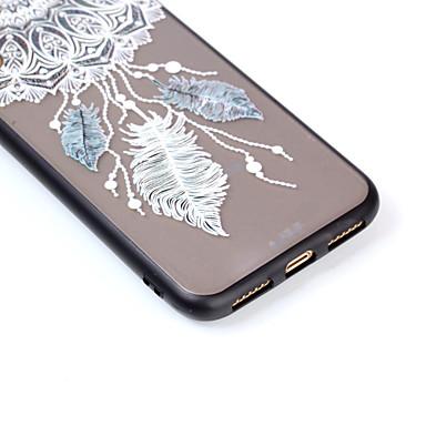 iPhone Acrilico Per iPhone iPhone X Fantasia Transparente Plus Resistente 06485106 sogni Apple per Custodia di Per X disegno 8 retro Cacciatore q1SvWxaIw