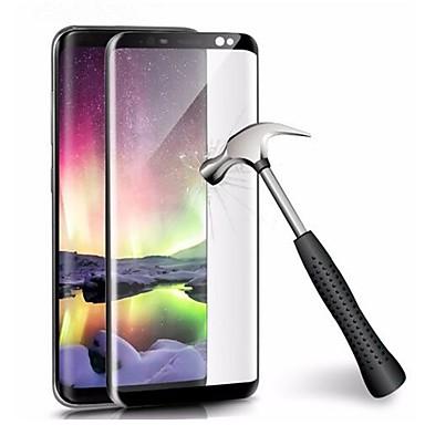 Защитная плёнка для экрана для Samsung Galaxy S9 Plus Закаленное стекло 1 ед. Защитная пленка для экрана HD / Уровень защиты 9H / Взрывозащищенный