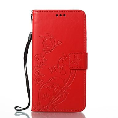 portafoglio decorativo Fiore Apple supporto Porta carte pelle 8 Custodia Per iPhone iPhone A X 06479796 Con Resistente di credito Integrale PSaSq5