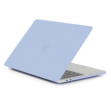 MacBook Case Frosted Solid Colored Polycarbonate for New MacBook Pro 15-inch / New MacBook Pro 13-inch / Macbook Pro 15-inch