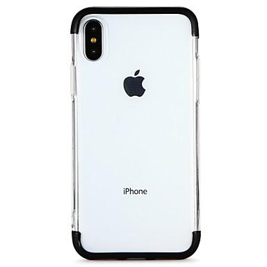 Custodia Apple Plus TPU Tinta iPhone Per unita X iPhone 7 iPhone iPhone per 8 iPhone retro Traslucido Per 8 Morbido 6 06479385 r57Uqrx