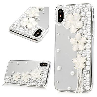 iPhone Plus Integrale diamantini Apple Resistente pelle Fantasia Custodia sintetica per Con 06509069 disegno X Per Fiore decorativo 8 iPhone qSxRwRIPY
