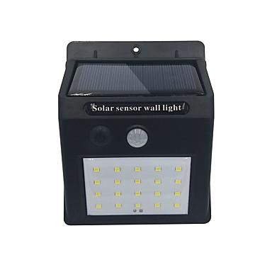 Недорогие Уличные светильники-brelong 1pc 4w солнечный светодиодный свет наводнения наружное освещение белый свет<5v