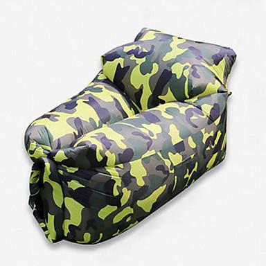 Saltea Pneumatică / Canapea cu Aer / Scaun cu Aer În aer liber Camping Rapidă gonflabilă, Portabil, Izolare Termică Oxford Pescuit,