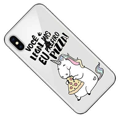 iPhone Per Ultra iPhone Fantasia 8 8 Custodia per Unicorno Per iPhone disegno X Plus 06556056 Morbido iPhone iPhone sottile 8 TPU Apple X retro 1wwadY