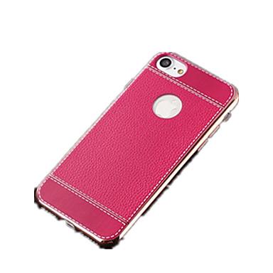 iPhone Morbido iPhone 8 8 Ultra 06539284 iPhone iPhone sottile Plus 5s Custodia TPU Per unica Placcato retro Apple Per per SE Tinta X iPhone 8 xw1O4xHRfq